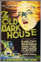 The Old Dark House 1932 DVD - Boris Karloff / Melvyn Douglas